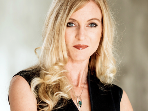 Allison Hildebrandt Larsen, Emcee, T.V. Host ~ Certified Reiki Master, Life Coach and Business Mentor.