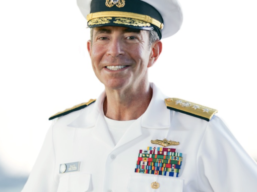 Paul Becker, Former Naval Intelligence Rear Admiral who energizes audiences nationwide by applying his unique combination of practical military, business and leadership to the corporate sector.