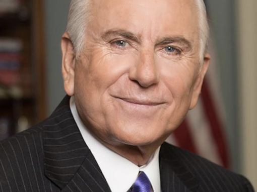 Nido Qubein ~ President of high Point University, business leader and dedicated philanthropist